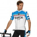 Promotions Bianchi Milano Maillot Manches Courtes Cianciana