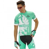 Bianchi Milano Maillot Manches Courtes Cinca Acheter