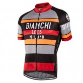 Magasin Bianchi Milano Maillot Manches Courtes Telgate Paris