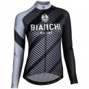 Bianchi Milano Maillot Manches Longues Femme Catria Soldes Marseille