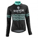 Bianchi Milano Maillot Manches Longues Femme Ridanna Promo Prix Paris