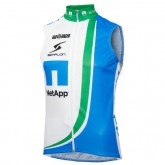Authentique Bioracer Veste Sans Manches Netapp 2012