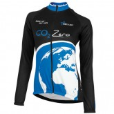 Bobstars Maillot Manches Longues Femme Co² Zero Soldes Nice