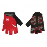 Castelli Gants Arenberg Gel Rouges-Blancs Site Officiel