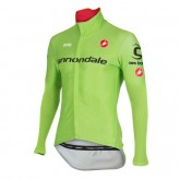 Castelli Light Jacket Perfetto Cannondale Pro Cycling Team Soldes Provence