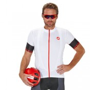 Castelli Maillot Manches Courtes Entrata 2 Remise Nice