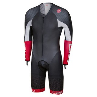 Castelli Racebody Manches Longues Body Paint 3.3 Réduction