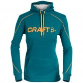 Craft Hoody Femme Logo Boutique Paris