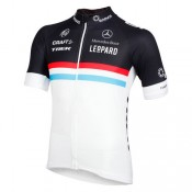 Nouvelle Collection Craft Maillot Leopard-Trek 2011 Fermeture Intégrale Champion
