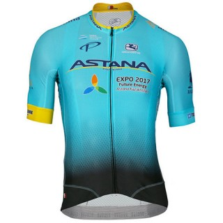 Giordana Maillot Manches Courtes Frc Astana Pro Team 2017 Site Officiel France