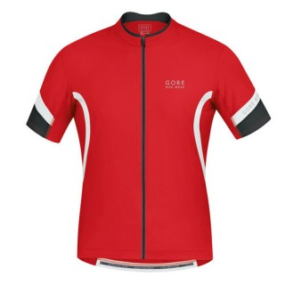 Paris Gore Bike Wear Maillot Manches Courtes Power 2.0