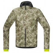 Gore Bike Wear Veste Hiver Element Urban Print Ws So Boutique