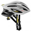 Mavic Cosmic Pro 2017 Road Bike Helmet, White-Black Vendre France