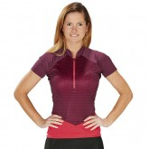 Vente Privee Mavic Maillot Femme Sequence Graphic