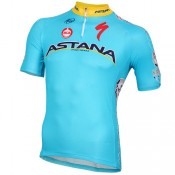 Moa Maillot Manches Courtes Astana Pro Team 2015 Magasin De Sortie