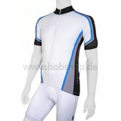 Achat de Nalini Maillot Club Team-Power Blanc-Bleu