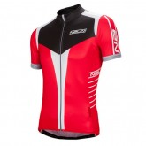 Vente Nalini Maillot Manches Courtes Red