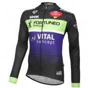 FR Noret Fortuneo-Vital Concept Maillot Manches Longues
