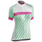 Northwave Maillot Femme Logo 3 Pas Cher