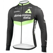 Oakley Maillot Manches Longues Team Dimension Data 2017 Moins Cher