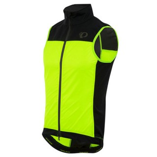 FR Pearl Izumi Gilet Coupe-Vent P.R.O. Barrier Lite Jaune