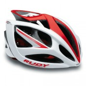 Rudy Project Casque Airstorm 2017 White-Red Shiny Boutique France
