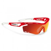 Rudy Project Lunettes De Cyclisme Tralyx 2018 Red Fluo Remise Nice