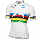 La Collection 2018 Santini Maillot Manches Courtes Uci World Champion Leader