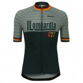 Officielle Santini Maillots Manches Courtes Lombardia 2017