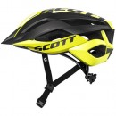 Scott Casque VTT Arx 2018 Jaune-Noir Site Officiel France