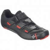 Scott Chaussures Route Road Comp 2018 Noires-Rouges Ventes Privées