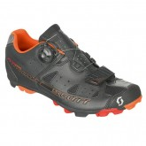Vente Privée Scott Chaussures VTT Elite Boa Noires-Orange