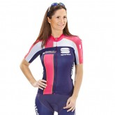 Site Officiel Sportful Maillot Femme Gruppetto Pro Lilas-Rose Prix