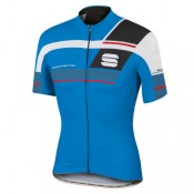 Sportful Maillot Manches Courtes Gruppetto Pro Team Vendre