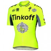 Sportful Maillot Manches Courtes Tinkoff Race 2016 Remise Nice
