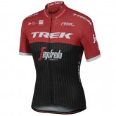 Boutique Sportful Maillot Manches Courtes Trek-Segafredo 2017 Paris