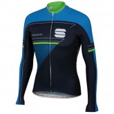 Sportful Maillot Manches Longues Gruppetto Promos