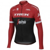 Magasin Sportful Maillot Manches Longues Trek-Segafredo 2017 Paris