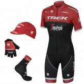 Sportful Maxi-Set (5 Pièces) Trek-Segafredo 2017 Officiel