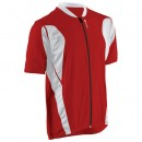 Sugoi Maillot Pulsar Rouge/Blanc Pas Cher Nice