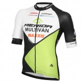 Vente Privee Texmarket Maillot Manches Courtes Multivan Merida Biking Team