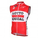 Magasin Vermarc Gilet Coupe-Vent Lotto Soudal Paris