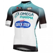 Vermarc Maillot Manches Courtes Frc Omega Pharma - Quick-Step Vendre
