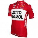 Vente Privee Vermarc Maillot Manches Courtes Lotto Belisol 2014