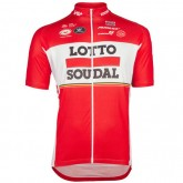 Mode Vermarc Maillot Manches Courtes Lotto Soudal 2017