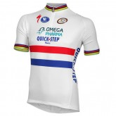 Original Vermarc Maillot Manches Courtes Omega Pharma-Quick-Step