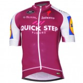 Vermarc Maillot Manches Courtes Prr Quick Step Floors Soldes France