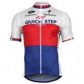 Nouvelle Collection Vermarc Maillot Manches Courtes Quick-Step Floors Champion