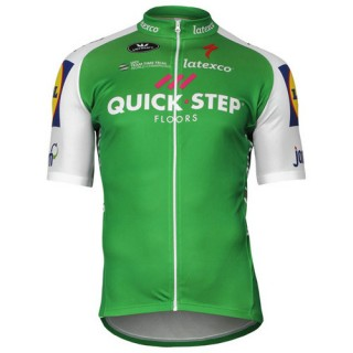 Officielle Vermarc Maillot Manches Courtes Quick- Step Floors Marcel Kittel Tdf