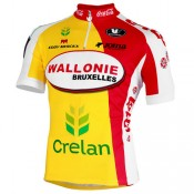 Vermarc Maillot Manches Courtes Wallonie - Bruxelles Vendre Provence
